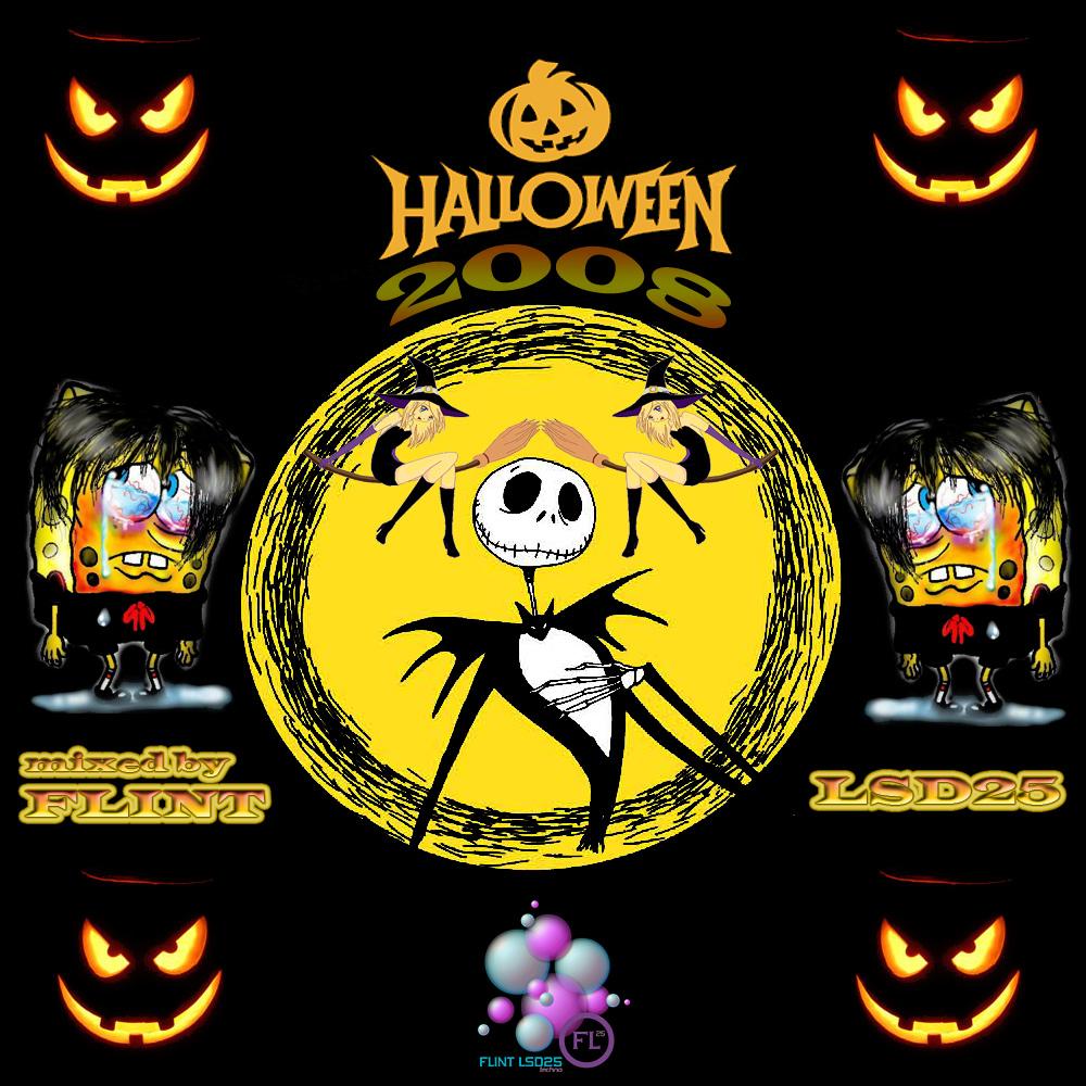 Halloween 2008 by Flint LSD25