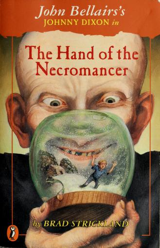 The hand of the necromancer by Brad Strickland